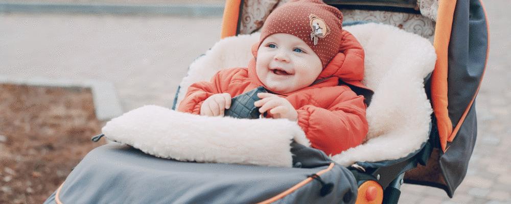 Como escolher o carrinho certo para o meu bebê?