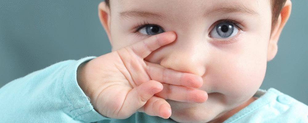 Como tratar resfriados em bebês?