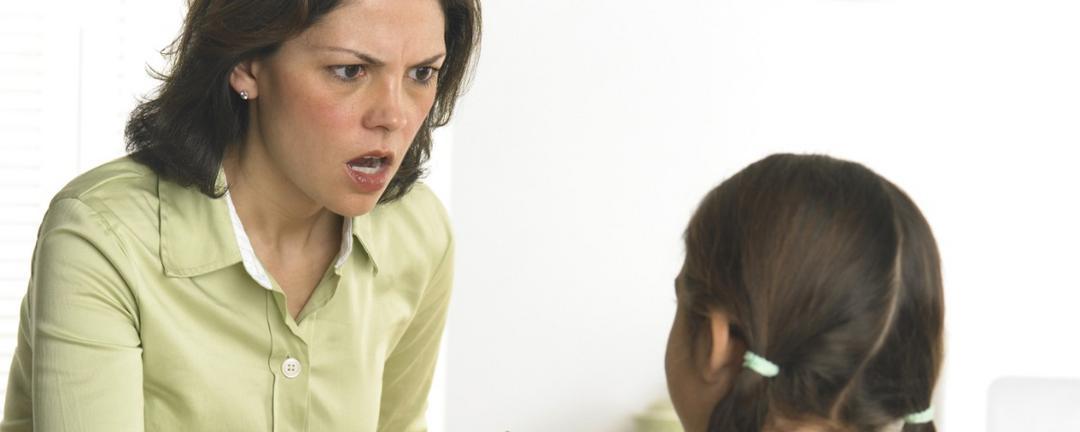 7 motivos para não gritar com os filhos