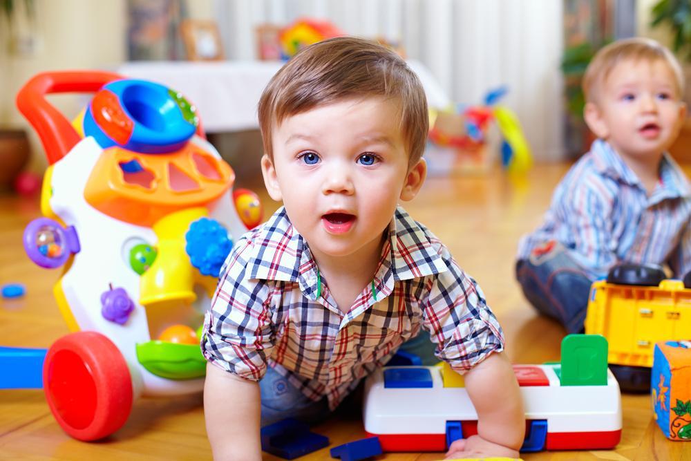 Ajude o desenvolvimento do seu bebê brincando!