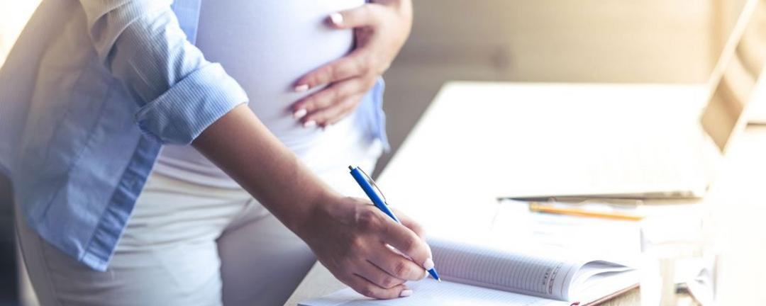 7 dicas para fazer um diário de gravidez