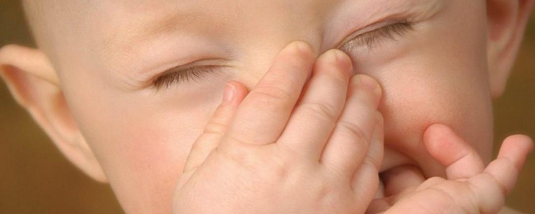 Como tratar a rinite dos bebês?