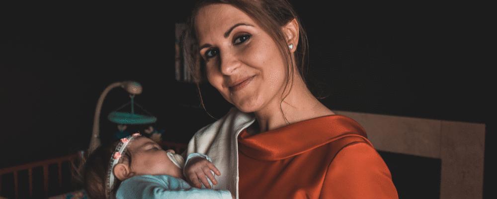 Dicas para uma ótima recuperação no pós-parto!