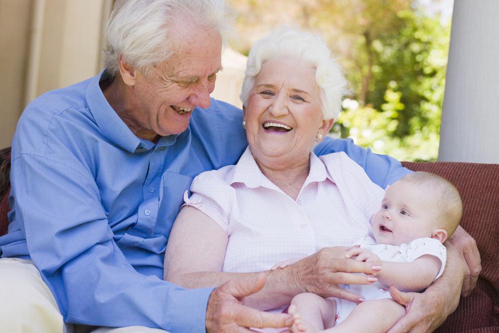 Qual é o papel dos avós na criação dos netos?