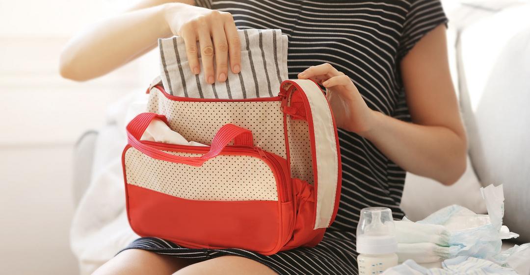 O que é essencial levar ao sair de casa com o bebê?