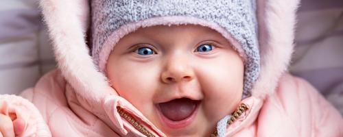 Como saber se o seu bebê está com frio?
