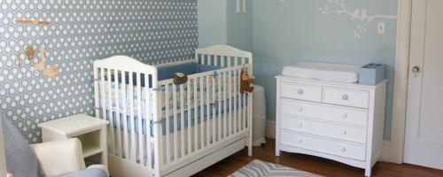 Preparamos um Guia Completo para montar o quarto do bebê. Confira!
