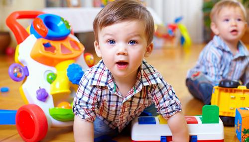 Quais os principais brinquedos educativos por idade?