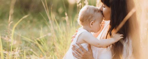 10 dicas para acalmar o bebê