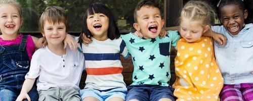 Amizade infantil: quando o seu filho faz os primeiros amiguinhos