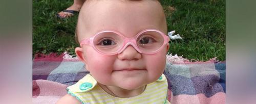 Como saber se o bebê precisa de óculos?