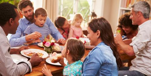 Muito além dos pais: qual a influência do resto da família no desenvolvimento da criança?
