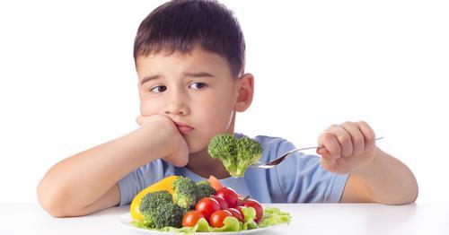 O que fazer com a criança que não quer comer?
