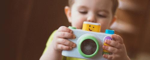 Aprenda a fazer fotos incríveis do seu bebê
